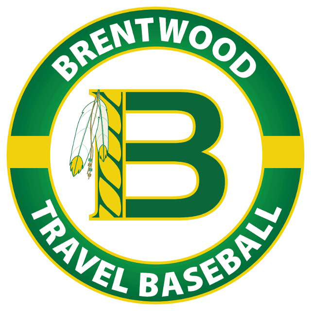 Brentwood Travel Baseball Tournament Logo