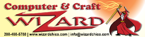 Computer & Craft Wizard