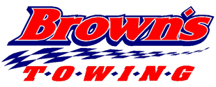 BROWN'S TOWING INC