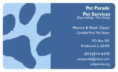 Pet Parade Pet Services