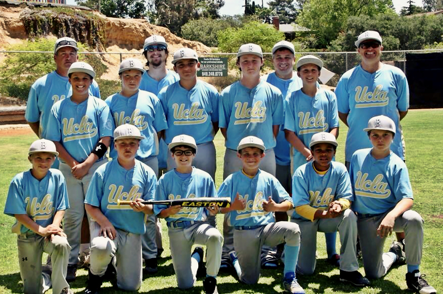 Bronco Champs - UCLA Bruins