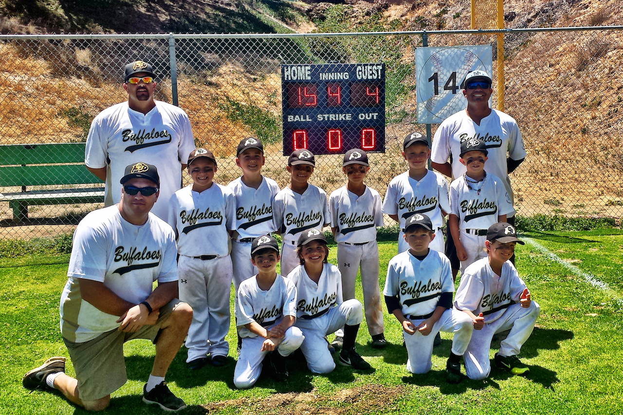 Pinto Champs - Colorado Buffaloes