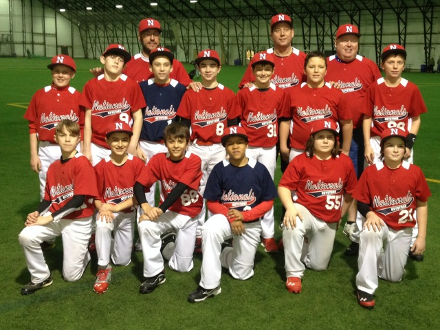 12U Team - March In the Net Indoor War