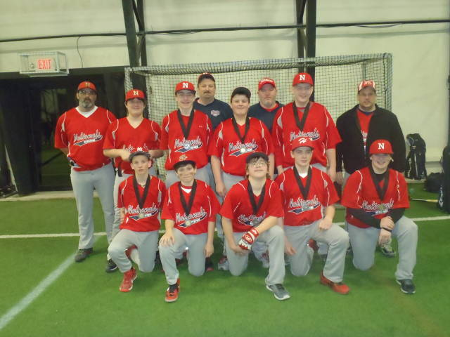 13U Team, 1st tourney of year