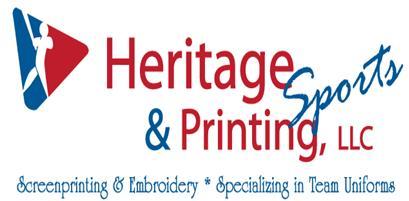 Heritage Sports & Printing , LLC