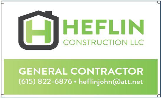 Heflin Construction
