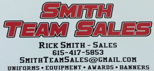 Smith Team Sales