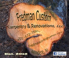 Fredman Custom Carpentry & Renovations