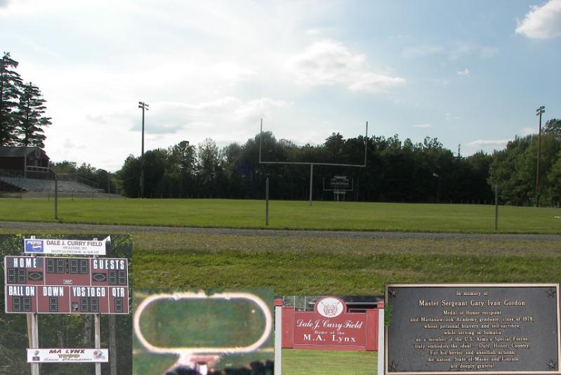 Dale J. Curry Football Field