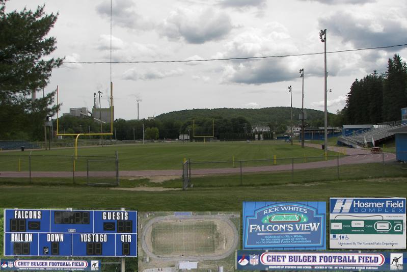 Chet Bulger Football Field at Hosmer Complex