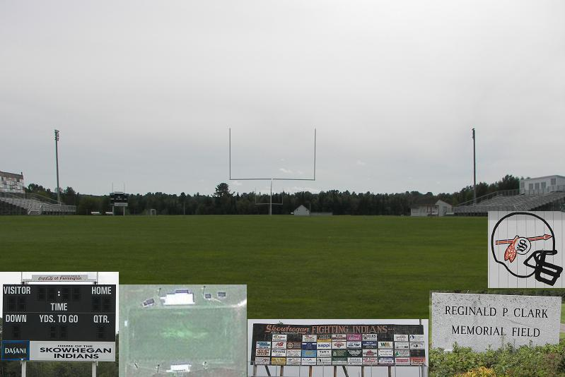 Reginald Clark Memorial Field