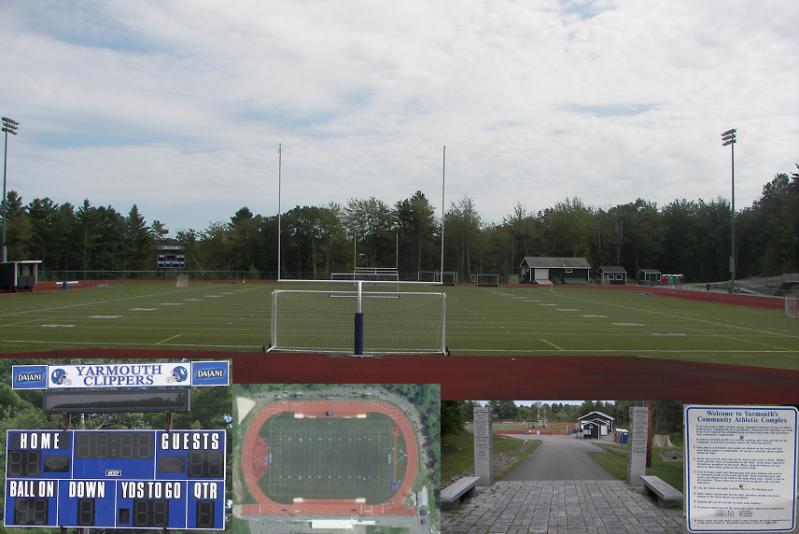 Yarmouth HS Field
