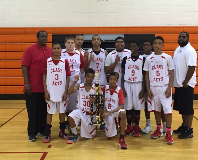 7th Grade Champs York Ballers Tourney