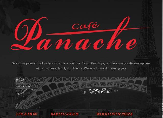 Cafe Pinache