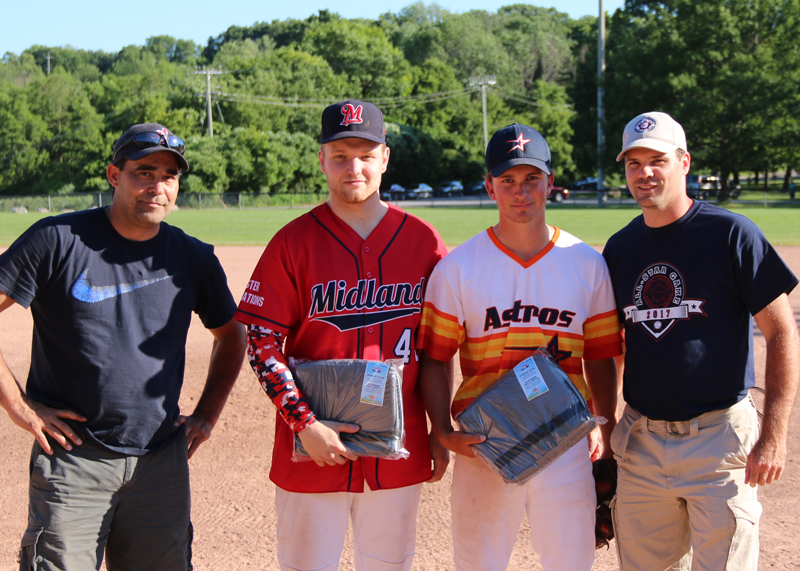 <h4><b>2017 Junior All-Star Game: Most Valuable Player Presentation</b></h4>