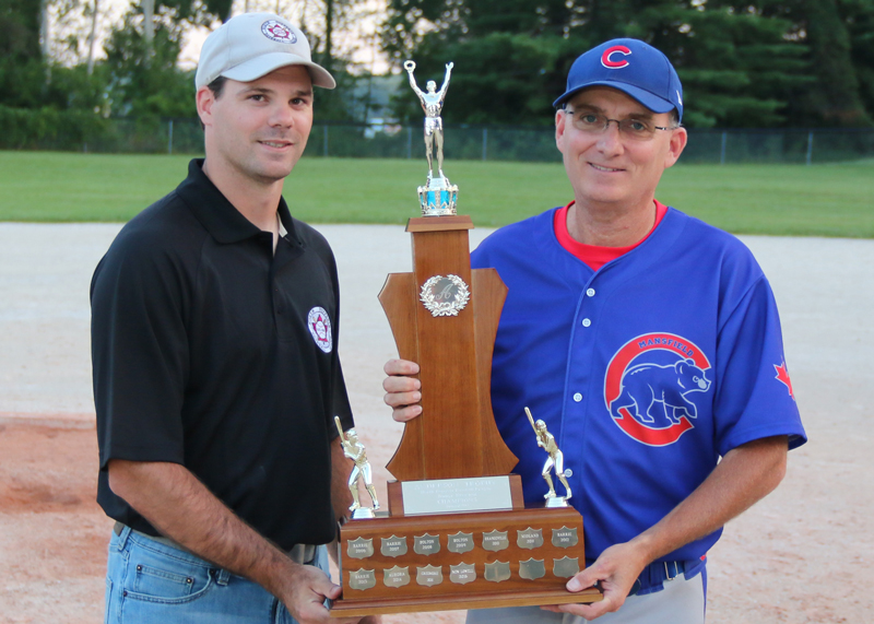 <h4><b>2017 Anderson Trophy Presentation - Junior Division Champions</b></h4>