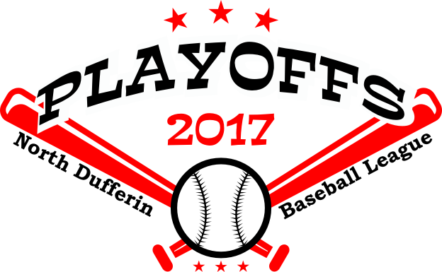 2017 North Dufferin Baseball League Playoffs