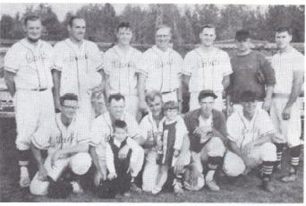 (Photo) Clarksburg Giants 1966