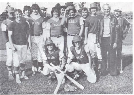 (Photo) 1978 Clarksburg Blues