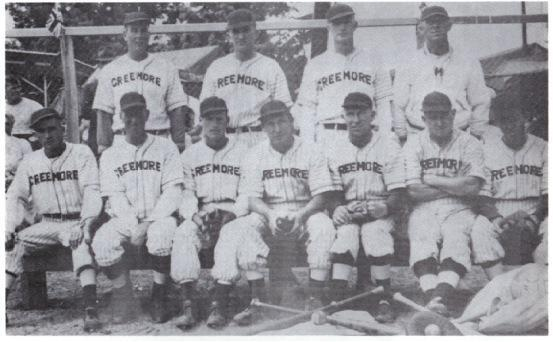 (Photo) Creemore Baseball Team 1946