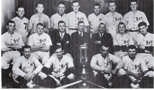 (Photo) Ivy Maple Lefas – N.D.B.L. Champions 1939