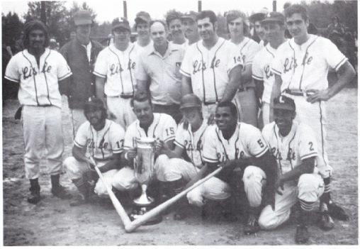 (Photo) Lisle red Sox – N.D.B.L. Champions 1971