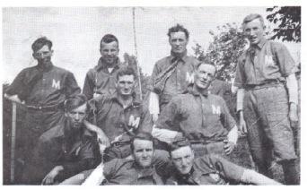 (Photo) Mansfield Team, 1915