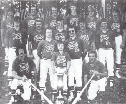 (Photo) Mansfield Cubs – N.D.B.L. Champions 1976