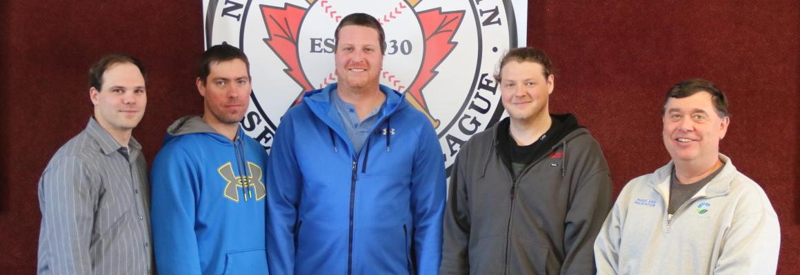Photo: North Dufferin Baseball League (NDBL) Executive