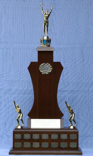 (Photo) North Dufferin Baseball League Anderson Trophy