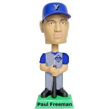 Bobblehead Paul Freeman Doll