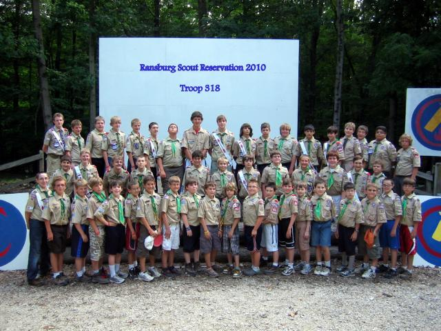 Scouts of 2010