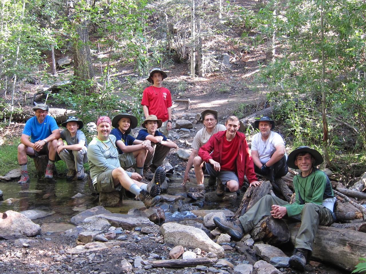 Philmont CreekSide
