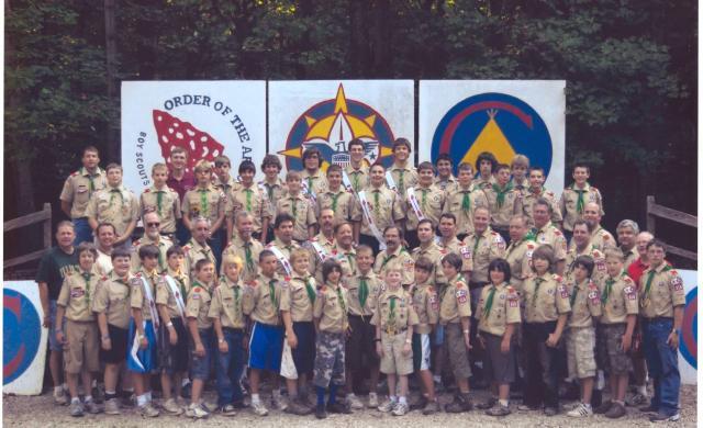 Camp Ransburg 2007