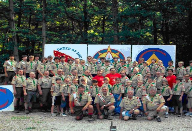 Camp Ransburg 2008