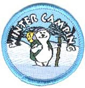 Winter camping - Polar Bear
