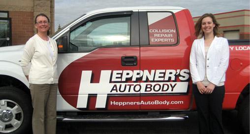 Heppner's Auto Body