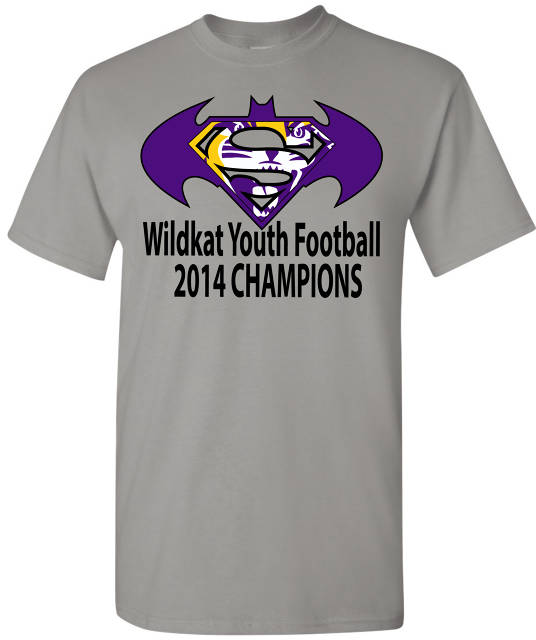 Championship Shirt Front