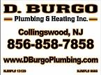 D.Burgo Plumbing & Heating Inc