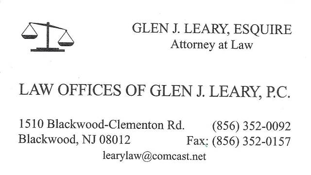 LAW OFFICES OF GLEN J. LEARY, P.C.