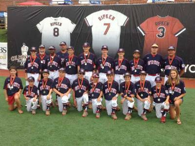 Cal Ripken 12U World Series Champions