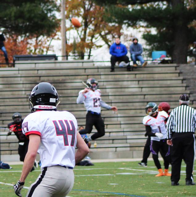 Raven DB #23 Adam Gowans air time...