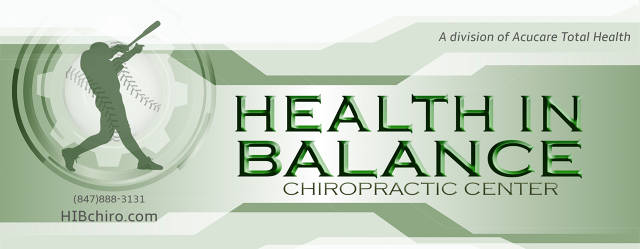 Health In Balance Chiropractic Ctr Dr.Steven Waldo