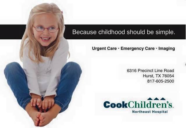 Cook Children's Northeast Hospital