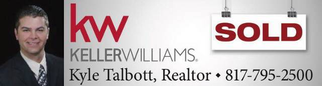 Kyle Talbott, Realtor - Keller Williams
