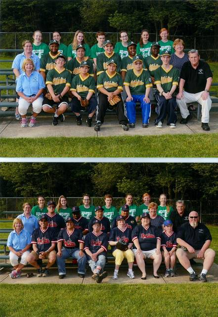 2016 Teams and Buddies