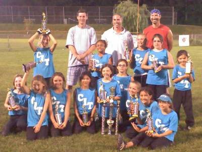 Wolbert Auto, managed by Kevin Larkin, took 2nd Place in the 10U SWIG 2010 League Playoffs