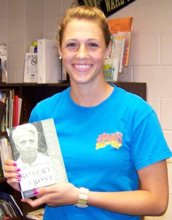 Kelsey Hopper Outstanding Jr. 08-09 Dartmouth Book Award