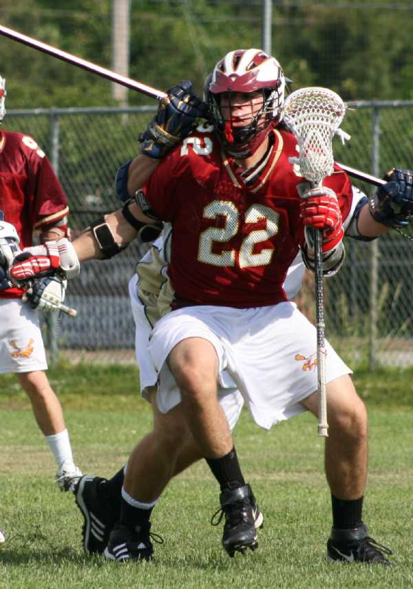 #22 Jay Desnoyers/Attack