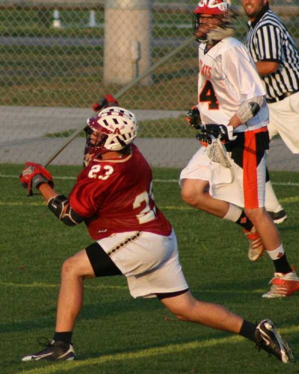 #23 Grayson LeCompte/Defender